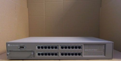Nortel Networks Baystack 350-24T - 24P Port Fast Ethernet Network Switch